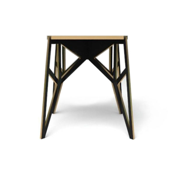 Origami Side Table Front