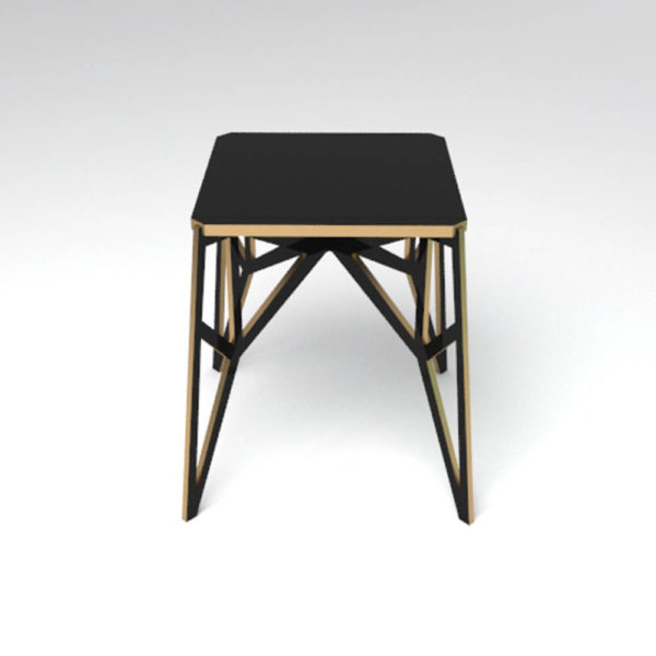 Origami Side Table Top