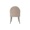 Peacock Upholstered Slope Arm Dining Chair 4