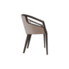 Sallivan Upholstered Tub Dining Chair with Wooden Frame 2