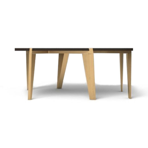 Salto Coffee Table Gold