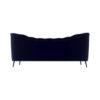 Samantha Upholstered Low Back Tufted Sofa 4