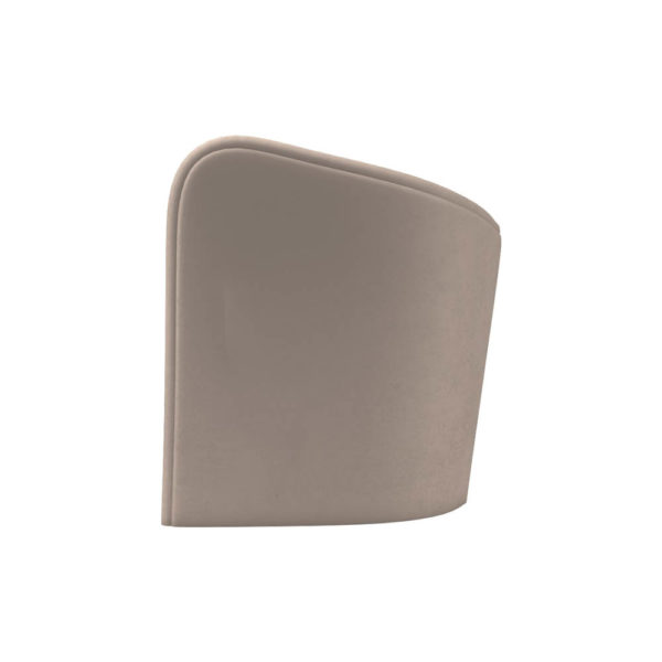Sandler Upholstered Tub Sofa Left Side