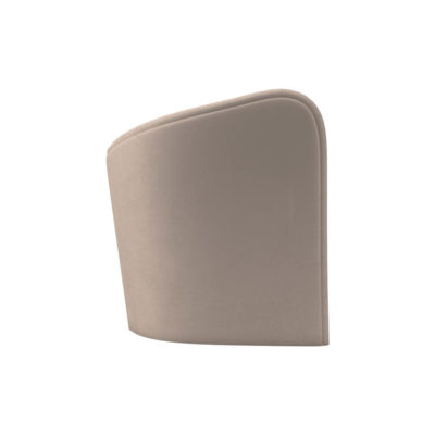 Sandler Upholstered Tub Sofa Right Side