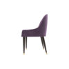 Sentino Upholstered Sloop Arm Accent Chair 3