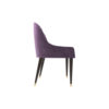 Sentino Upholstered Sloop Arm Accent Chair 2