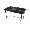 Tree Wooden and Metal Console Table 1