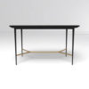 Tree Wooden and Metal Console Table 3