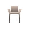 Zaz Upholstered Wingback Armchair 1
