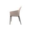 Zaz Upholstered Wingback Armchair 3