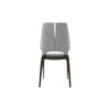 Zeus Upholstered High Back Dining Room Chair 4
