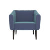 Ziggy Upholstered Stripe Armchair 1