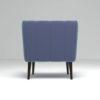 Ziggy Upholstered Stripe Armchair 4