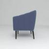 Ziggy Upholstered Stripe Armchair 3