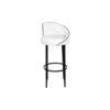 Einar Round Upholstered Bar Chair 1
