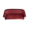 2 Seater Leather Sofa 9