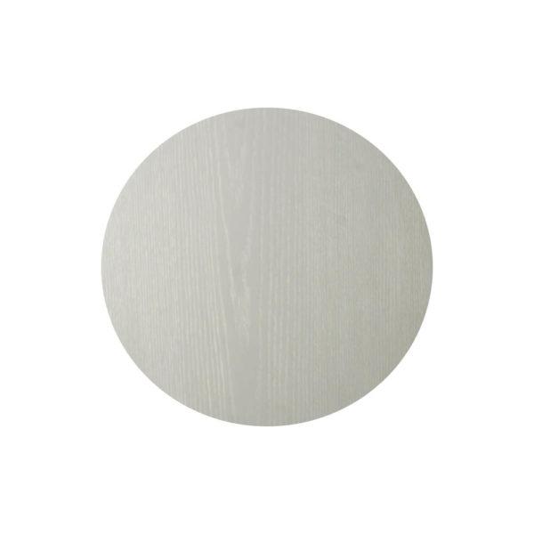 Cinnabar Grey Round Side Table Top