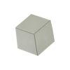 Diamond Grey Distressed Hexagonal Side Table 3