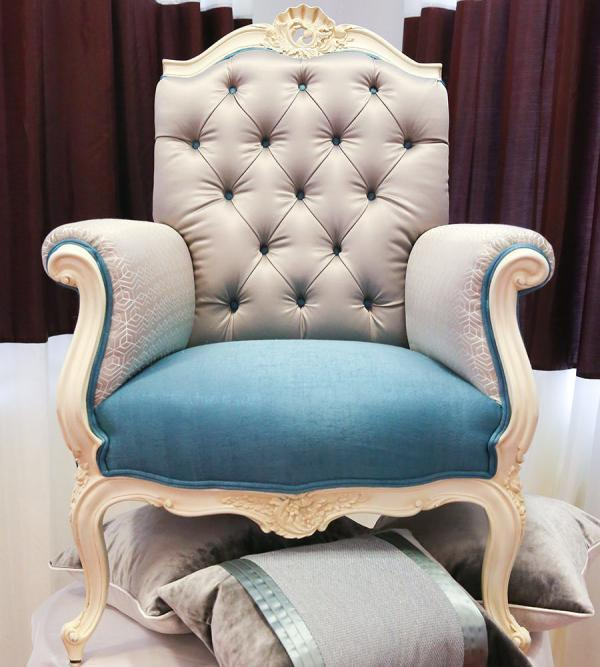 french-painted-wing-back-armchair-front
