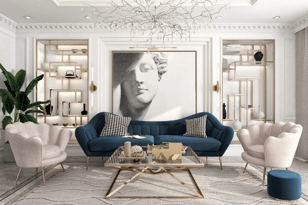Wimbledon Living Room