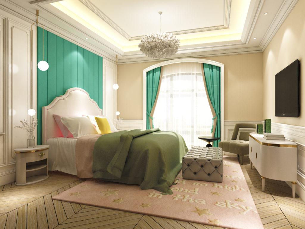 Bedroom furniture layouts ideas