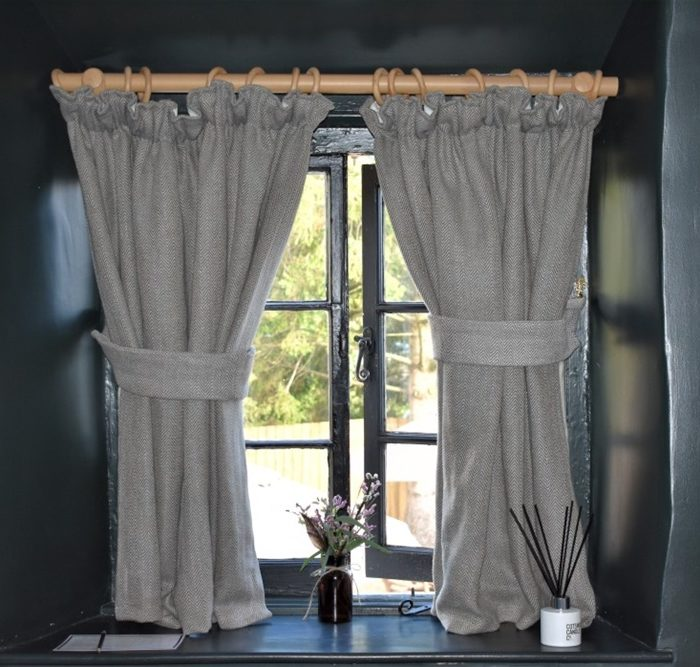 Lined and Interlined Curtains