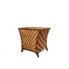 sahco Bedside Table Beige