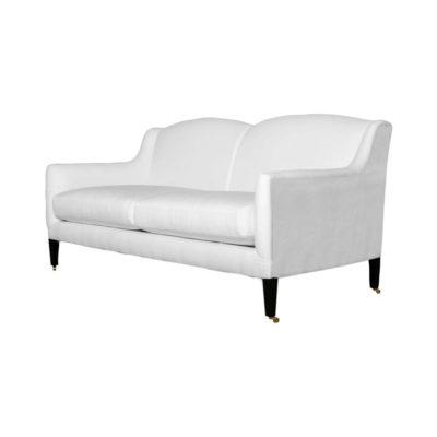Artis 2 Seat Upholstered Sofa Beside View