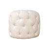 Boho Upholstered Round Tufted Pouf 3