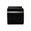 Bono Rectangular Black Gloss Side Table 3