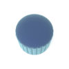 Caren Upholstered Stripped Round Pouf 5
