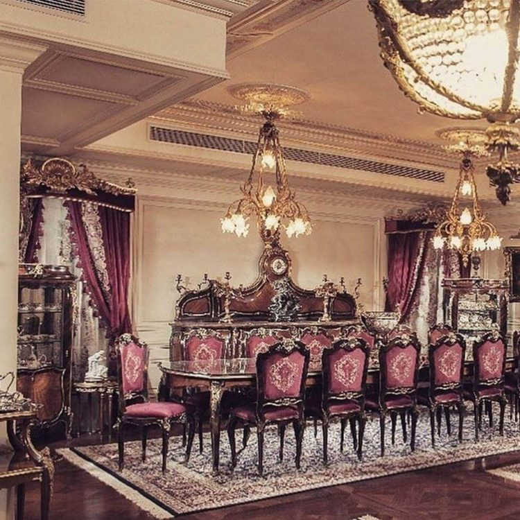 Classical Dining Room furniture
