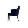 Cross Upholstered Tufted Armchair 3