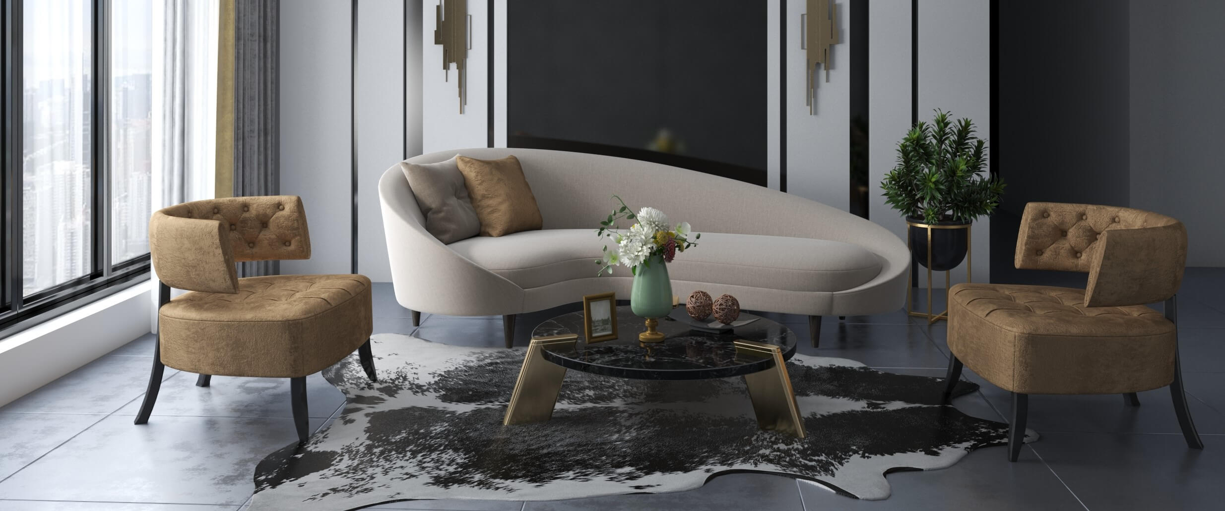 Luxury Sofas Collection