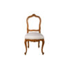 Macey Upholstered Vintage Dining Chair with Wood Frame 1