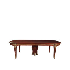 antique-french-style-dining-table-with-gold-finish