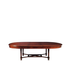 antique-oval-dining-table-with-natural-veneer-inlay