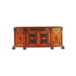 eastwood-antique-wooden-sideboard-with-hand-carved-mirror