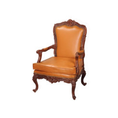 elegant-english-style-armchair-natural-leather-upholstery