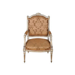 french-distressed-painted-armchair-with-wooden-hand-carved-and-luxury-upholstery-fabric