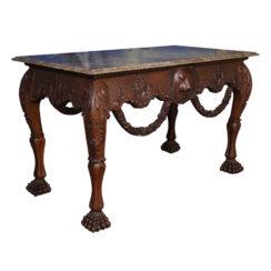 Edmonstone Elegant English Console Table