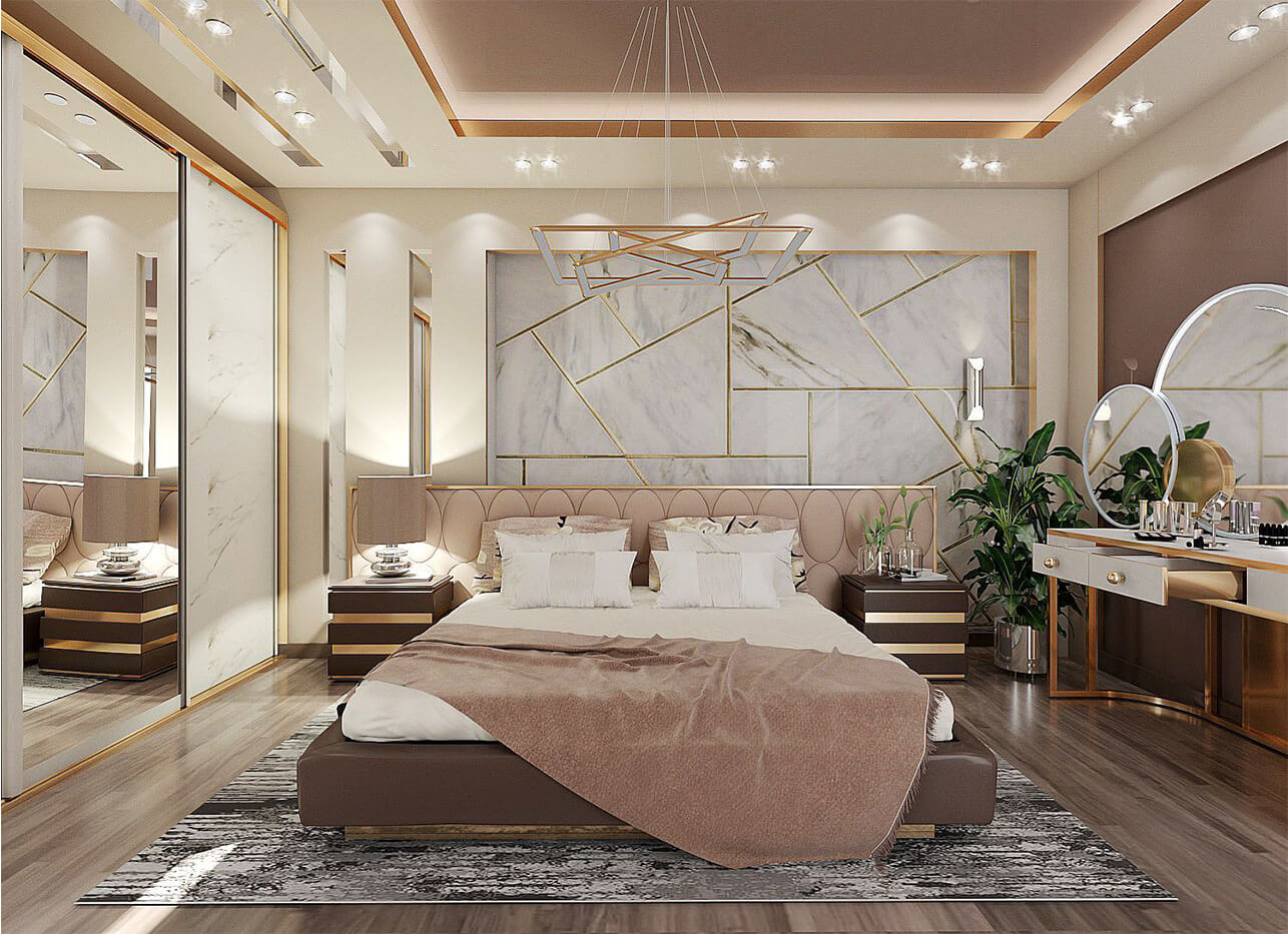 Hotel Bedroom Designs