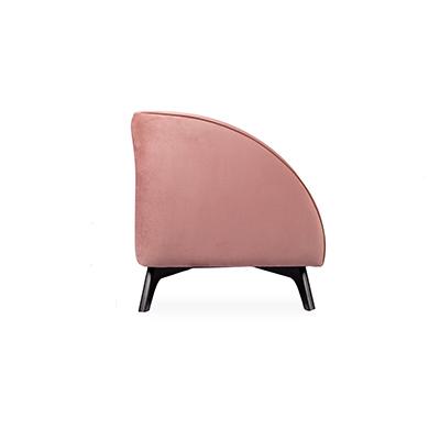 Alina Sofa Pink Side