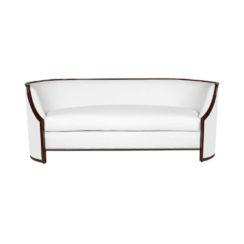 Frisco Upholstered Wooden Frame Sofa