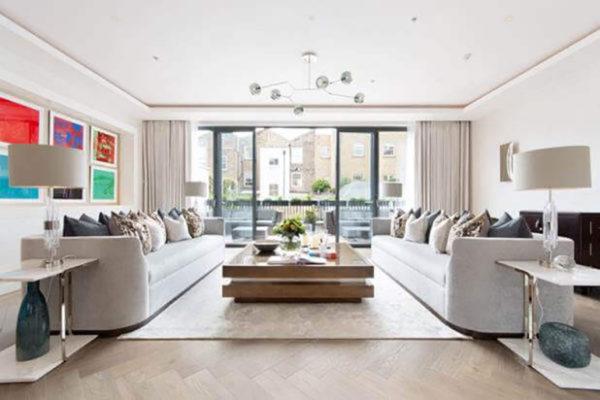 Living room Englanderline