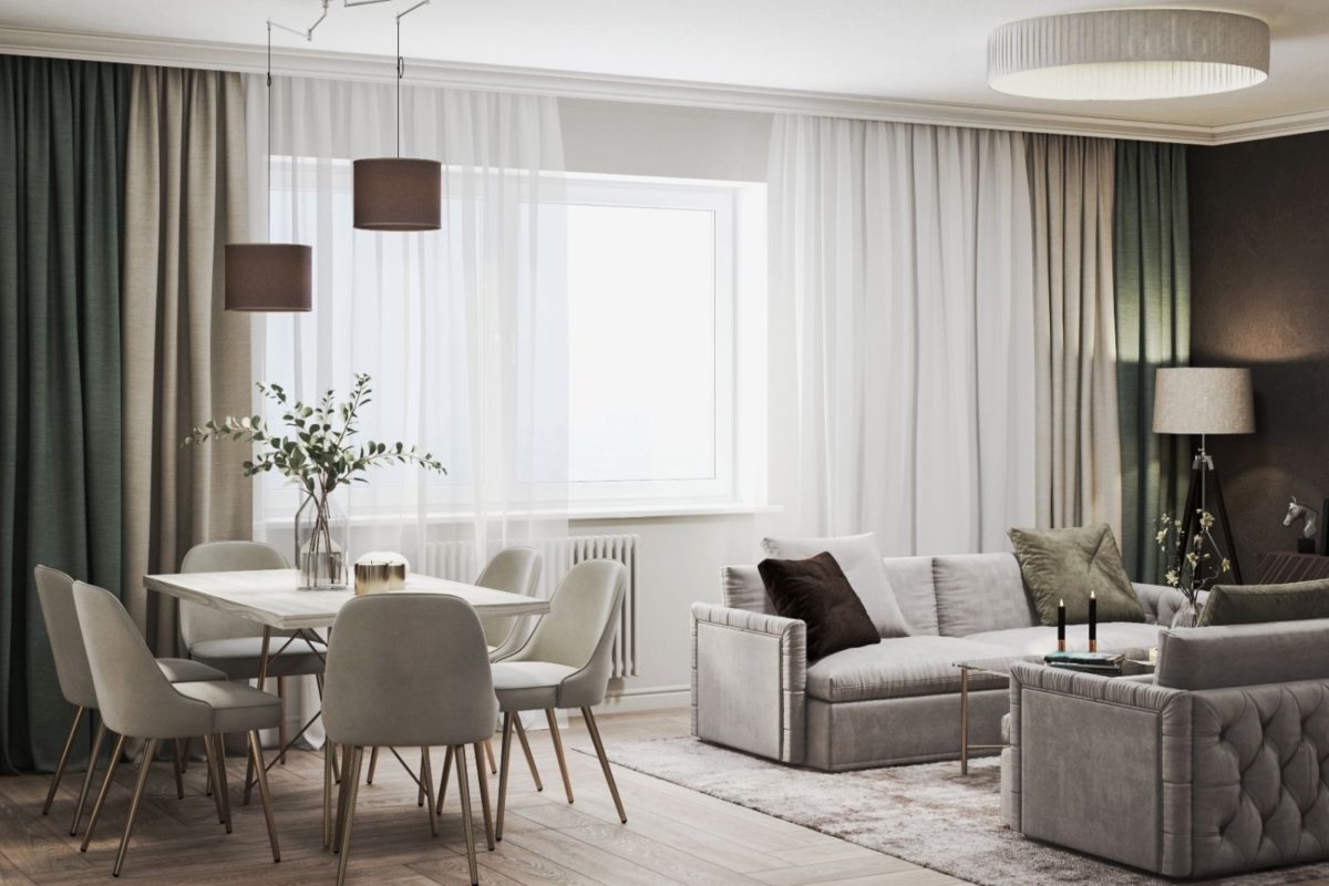Luxury Modern Room Furniture