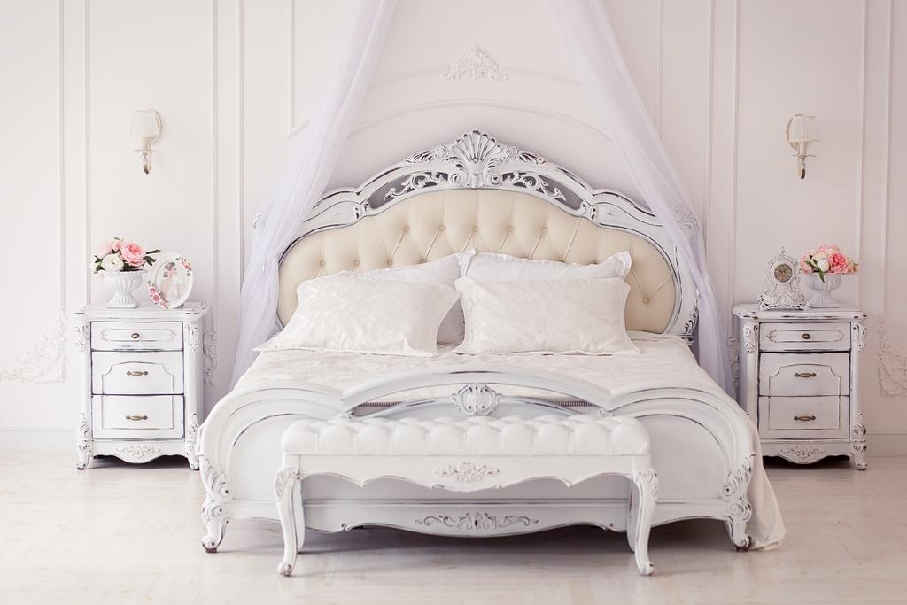 classic bedroom design