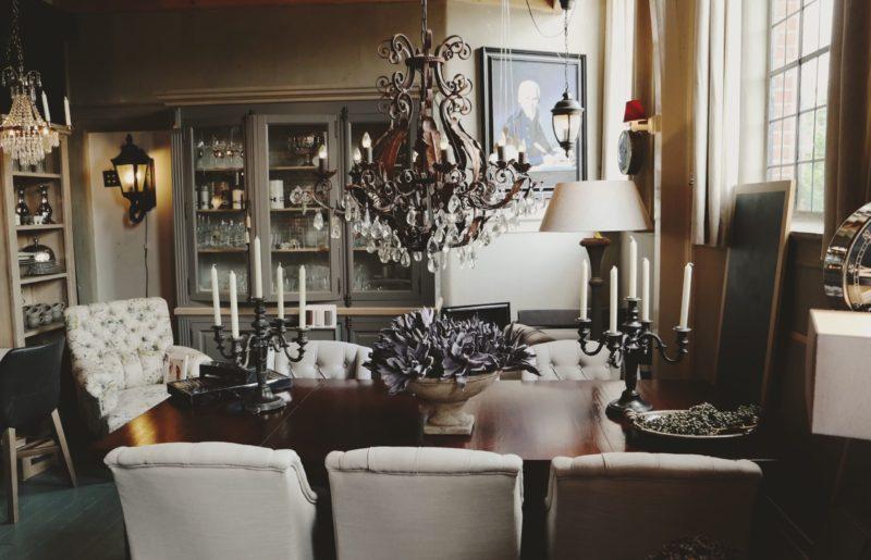 Classic Furniture Dining Room