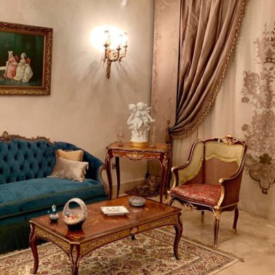 Classic Italian Sitting Room 2