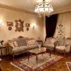 French Inspired Living Room Design 1